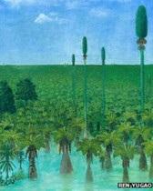 Ученые восстановили из пепла лес возрастом в 300 млн лет