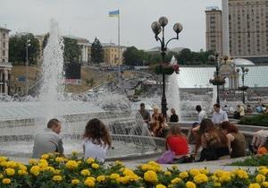 В Киеве объявлена чрезвычайная пожарная опасность