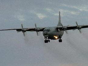 Власти Нигерии освободили из-под ареста украинский самолет с оружием