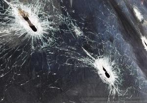 В центре Киева злоумышленник устроил стрельбу