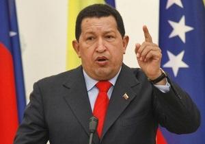 Чавес заявил, что он станет следующей целью империалистов после Каддафи