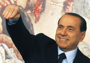 Берлускони готовит материал для нового альбома любовных песен
