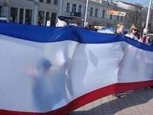 Затулин хочет, чтобы на флаге Крыма было больше синего и красного