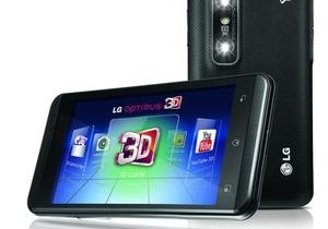 Третье измерение. Обзор смартфона LG Optimus 3D