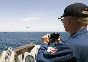 ВМС США и Турции освободили захваченное пиратами судно с китайским экипажем