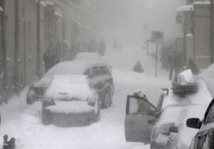 новости Львова - непогода - снег - Власти Львова начали готовиться к снегопадам