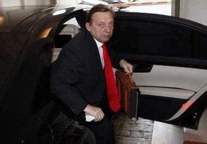 Бельгийского министра заподозрили в употреблении спиртного перед выступлением в парламенте