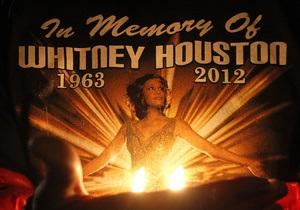 Сегодня в США состоятся похороны Уитни Хьюстон