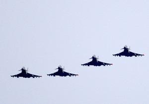 Авиация коалиции за сутки выполнила около 100 боевых вылетов