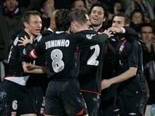 Лига Чемпионов: МЮ спасается от поражения на последних минутах
