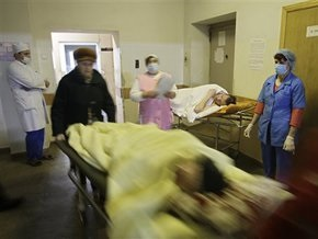 В Харькове выявили два очага заболевания гриппом А/H1N1