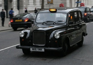 Знаменитые лондонские черные кэбы могут исчезнуть
