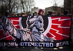 В митингующем Пугачеве ждут приезда националистов