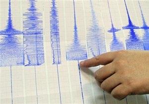 В Тихом океане произошло землетрясение силой 7,4 балла
