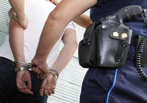 Внука Рейгана арестовали за сопротивление полиции