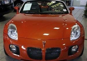 GM ликвидировала легендарный бренд Pontiac