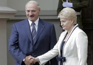 Вильнюс сообщил о желании Беларуси получать сжиженный газ в Литве