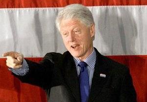 Билл Клинтон: Будущие президенты США должны иметь право избираться на третий срок