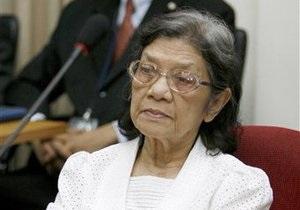 Еще одного лидера красных кхмеров обвинили в геноциде