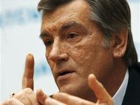 Ющенко пообещал не допустить дефолта в Украине