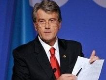 Ющенко: Переход на контрактную армию не состоится и через несколько лет