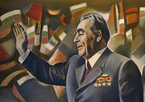 В Москве восстановят мемориальную доску Брежневу