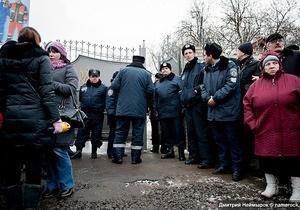 В Качановской колонии состоялся праздничный концерт. Тимошенко участия не принимала