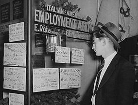 Фотогалерея: Великая депрессия. Как это было