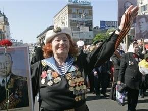В Севастополе проходит Парад Победы