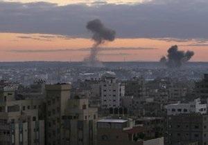 Авиаудары Израиля унесли жизни двух палестинцев