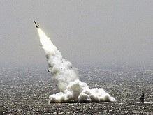 Минобороны РФ: Испытания стратегической ракеты Булава прошли успешно