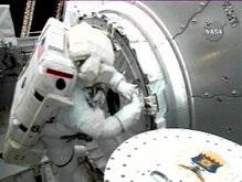 Астронавты шаттла Endeavour завершили четвертый выход в космос