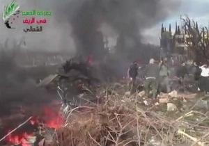 Бои в Алеппо: повстанцы сбили второй вертолет за неделю, лидер оппозиции впервые посетил город