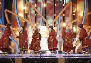 Бурановские бабушки на сцене Евровидения будут печь пироги