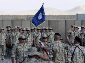 Польша завершит свою военную миссию в Афганистане в 2012 году