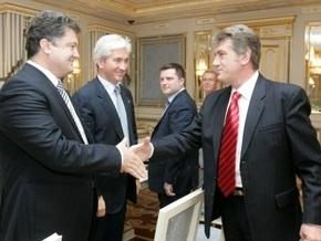 Ющенко рассказал о Порошенко и  сельском представлении  в кадровой политике Кабмина