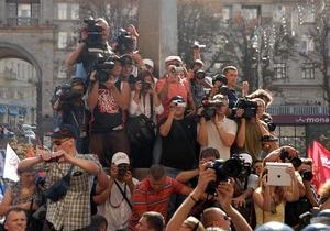 новости Киева - Киевсовет - Арестованных за прорыв в Киевсовет активистов отпустили - депутат