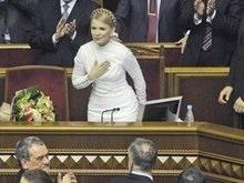 ВН: Белые розы Юлии Тимошенко