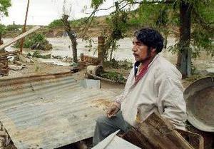 В Мексике сошел оползень. Власти заявляют о 500-600 возможных жертвах