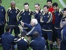 Евро-2008: Испания побеждает Грецию