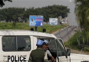 Франция направила в Кот-д Ивуар еще 150 военных