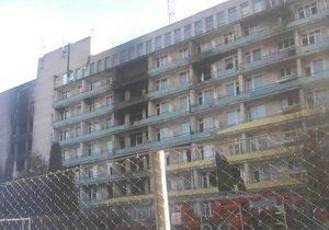 Среди пострадавших при пожаре в санатории в Винницкой области есть иностранцы