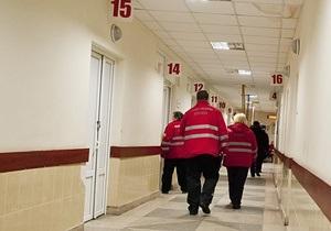 В Волынской области 15 человек госпитализированы с сальмонеллезом