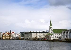 Исландия может отказаться от заявки на вступление в Евросоюз