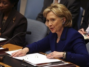 Клинтон призвала Иран прекратить всю ядерную деятельность
