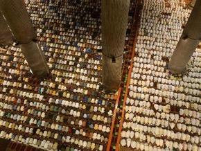 Туркменским мусульманам запретили выезжать на хадж в Мекку