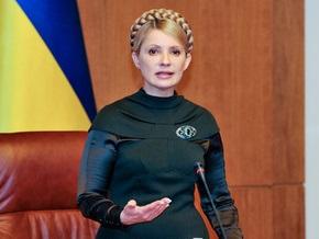 Тимошенко заявила о стабилизации ситуации с эпидемией