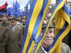 В Киеве планируется ряд акций по случаю годовщины УПА