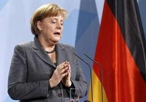 Меркель убеждена, что санкции в отношении Ирана скоро станут неизбежными