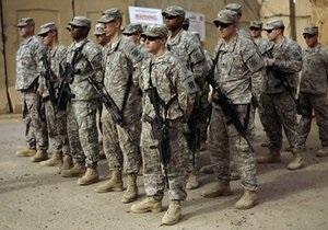 США потратили на военные операции в Афганистане и Ираке более триллиона долларов